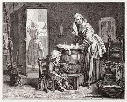 History of Laundromats