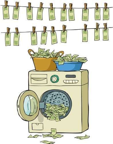 Expenses in the Laundry Business